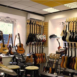 Музыкальные магазины Ташлы