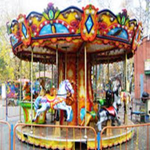 Парки культуры и отдыха Ташлы