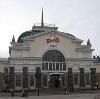 Железнодорожные вокзалы в Ташле